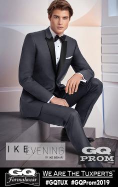 Ike Behar Charcoal Xavier