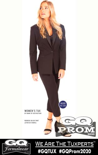 MOD Sophia Womens Tuxedo
